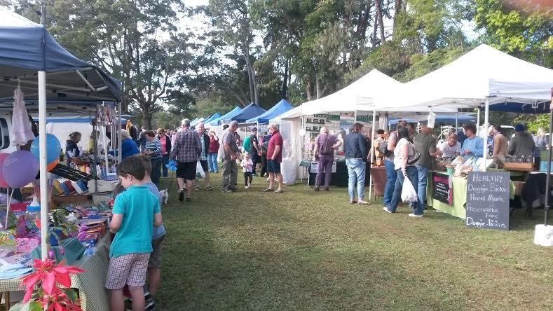 Tamborine Showground Markets 1