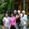 Us with Japanese Guests