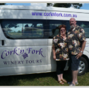 Accommodation & Winery Tour